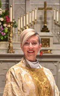 The Very Reverend Katie Churchwell