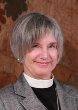 The Rev. Canon Susan Colley Joplin