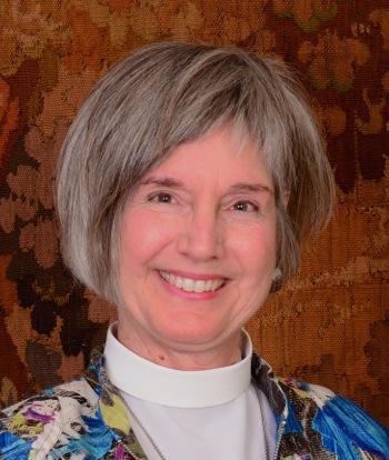 The Rev. Canon Susan Joplin