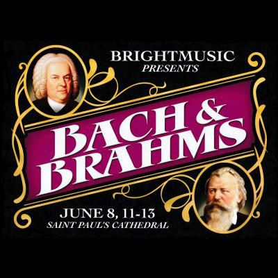 Bach and Brahms II, June 8-13