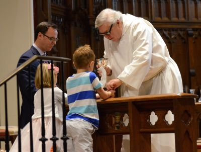 Lector and Lay Eucharistic Ministry