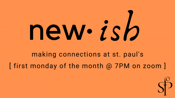 New (ish) to St. Paul's