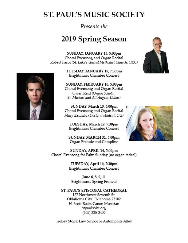 Music Spring 2019