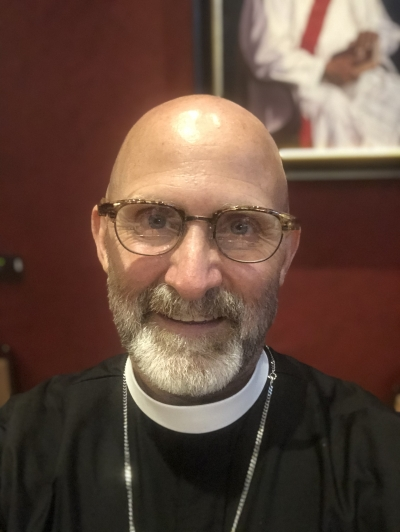 The Reverend Canon Tim Sean Youmans